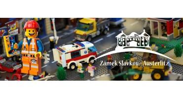 Výstava Světa kostiček - Slavkov u Brna, Zámek Slavkov (22. 3. 2018 - 31. 8. 2018)