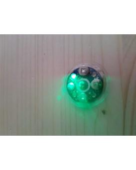 SEVA světelný modul - barva světla zelená
