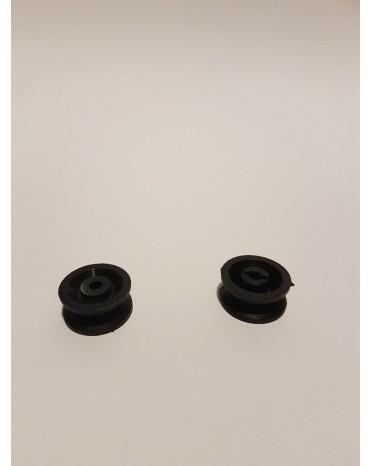 SEVA RETRO unašeč kola malý - průměr otvoru kruh.