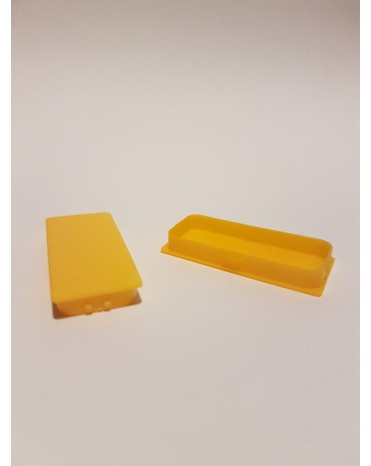 SEVA výplň obdélník 24/43 - barva žlutá