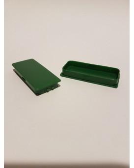 SEVA výplň obdélník 24/43 - barva zelená