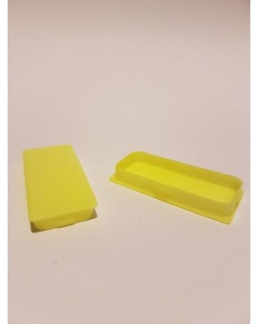 SEVA výplň obdélník 24/43 - barva signální žlutá