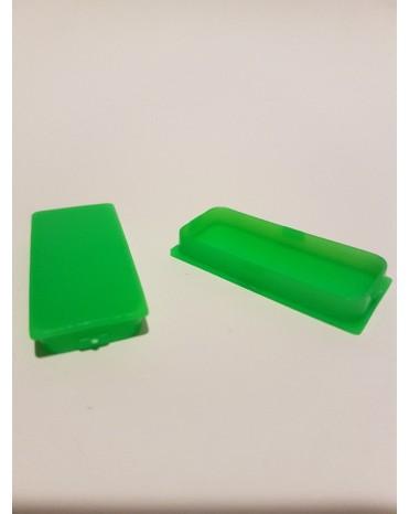 SEVA výplň obdélník 24/43 - barva signální zelená