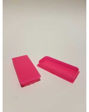 SEVA výplň obdélník 24/43 - barva růžová