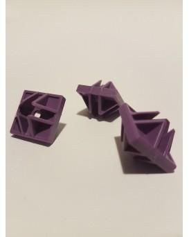 SEVA mini díl - barva fialová