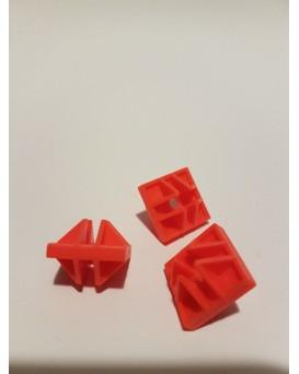 SEVA mini díl - barva signální červená