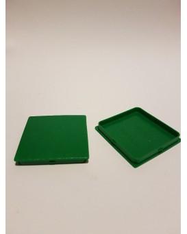 SEVA VÝPLŇ ČTVEREC 43 / 43 barva zelená