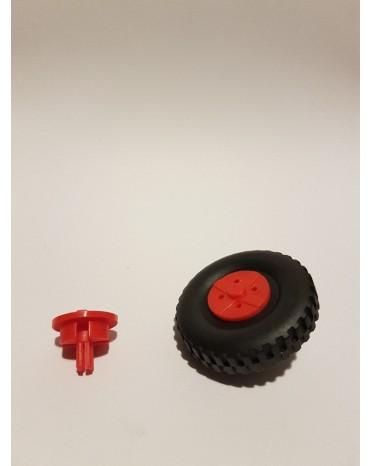 SEVA ráfková výplň kola RETRO - vnitřní průměr otvoru kruh