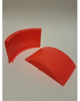 SEVA výplň oblouk 43 - barva signální červená
