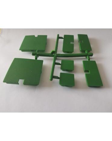 SEVA SPECIAL MIX výplní - barva zelená ARMY