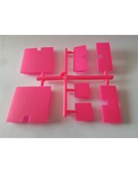 SEVA SPECIAL MIX výplní - barva růžová