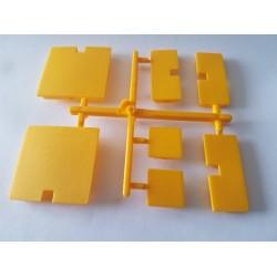SEVA SPECIAL MIX výplní - barva žlutá