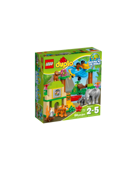 MISB - Lego Duplo 10804 Džungle - II. JAKOST