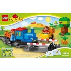 * Lego Duplo 10810 vláček s přejezdem