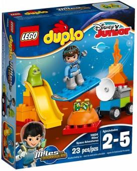 * LEGO® DUPLO 10824 Milesova vesmírná dobrodružství