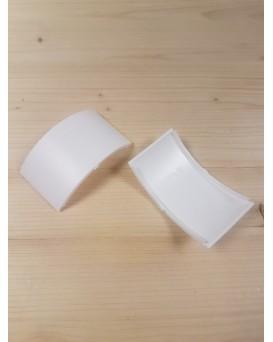 SEVA výplň oblouk 43 - barva bílá