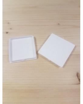 SEVA výplň čtverec 43 / 43 - barva bílá