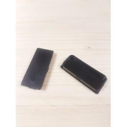 SEVA výplň obdélník 24/43 - barva černá