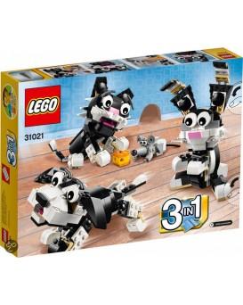 MISB - Lego Creator 31021 Chlupáči