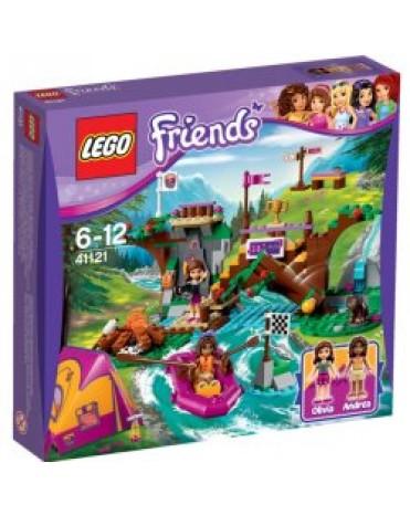 ** Lego Friends 41121 jízda na divoké vodě