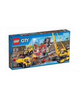MISB - LEGO® City 60076 Demoliční práce na staveništi