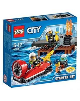 * Lego CITY 60106 Hasiči Startovací sada