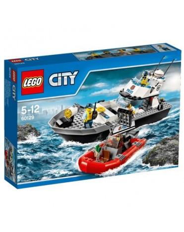 MISB - Lego City 60129 Policejní hlídková loď