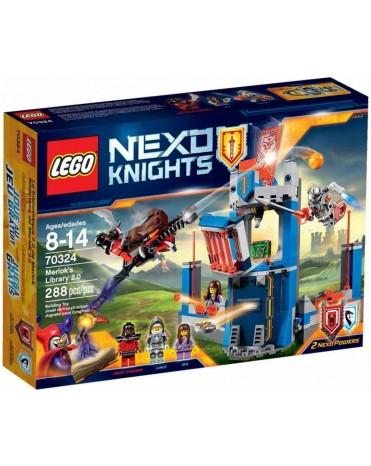 * Lego Nexo Knights 70324 Knihovna Merlok 2.0