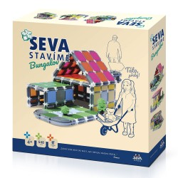 SEVA Stavíme - Bungalov