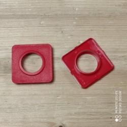 SEVA výplň čtverec s kruhovým otvorem