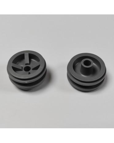 SEVA disk kola 46 mm šedý