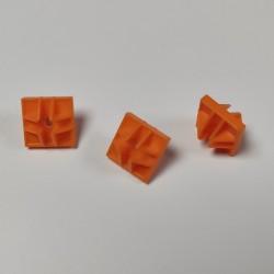 SEVA mini díl - barva oranžová